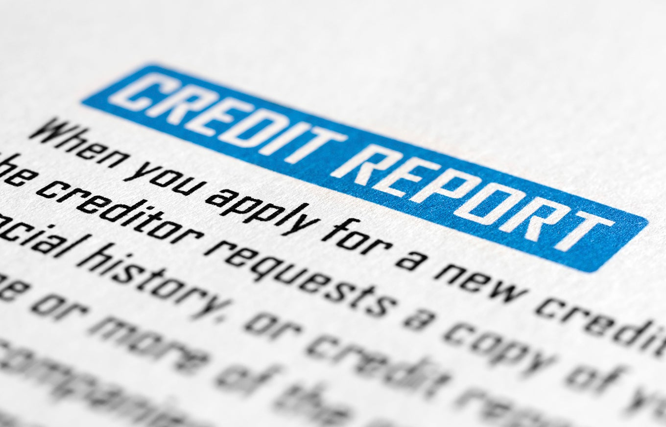 Credit report close up: Are closed accounts on credit report bad?