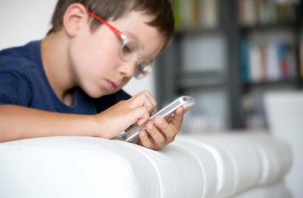 Child Identity Theft Linked to Mobile Devices