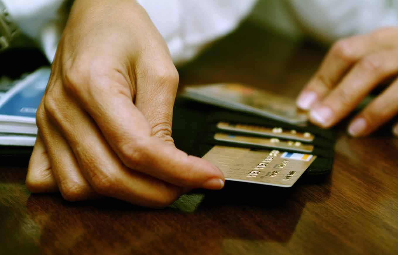 debit cards to credit cards