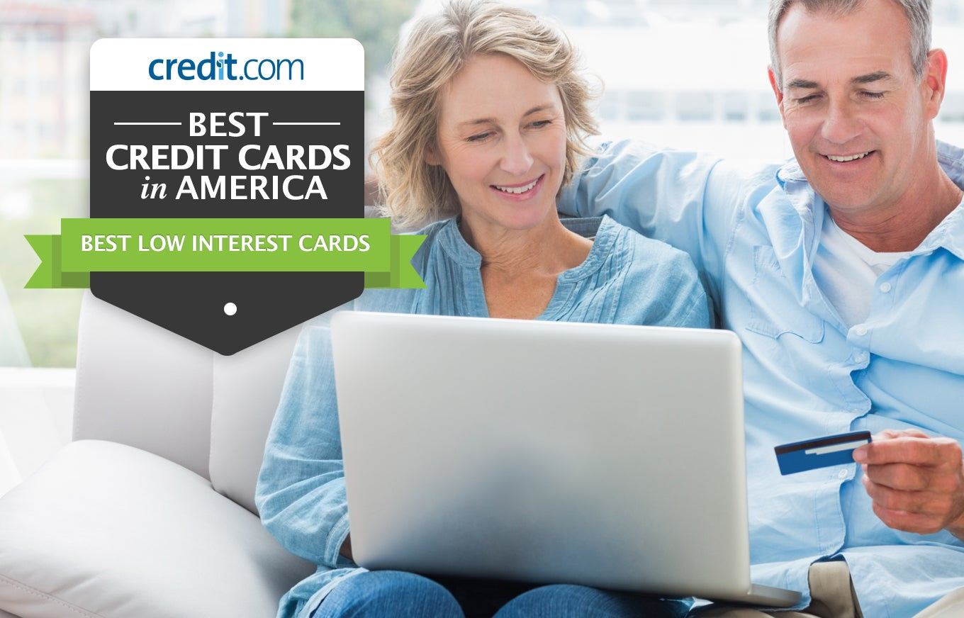 Best Credit Cards In America: Best Low Interest Rate Credit Cards