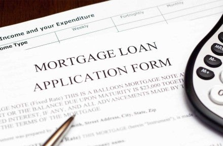 preapproved mortgage
