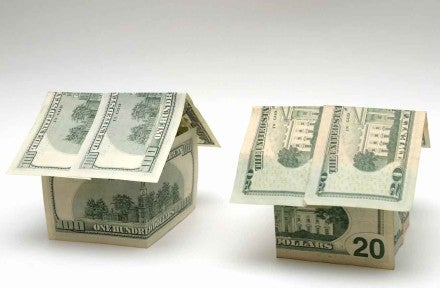 Average Home Down Payment Falls to 15.73%
