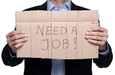 Unemployment Benefits Take Yet Another Tumble