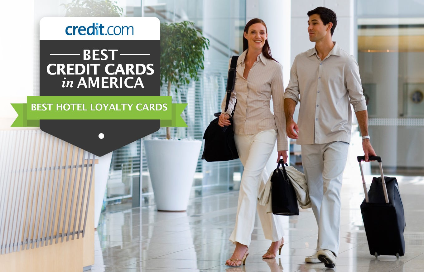 The Best Credit Cards in America for Hotel Rewards