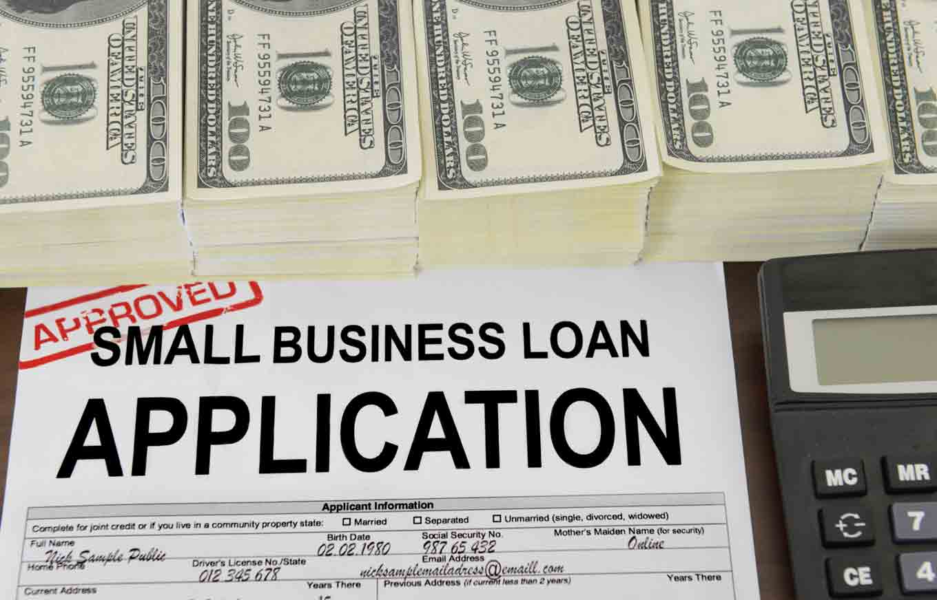 first business loan
