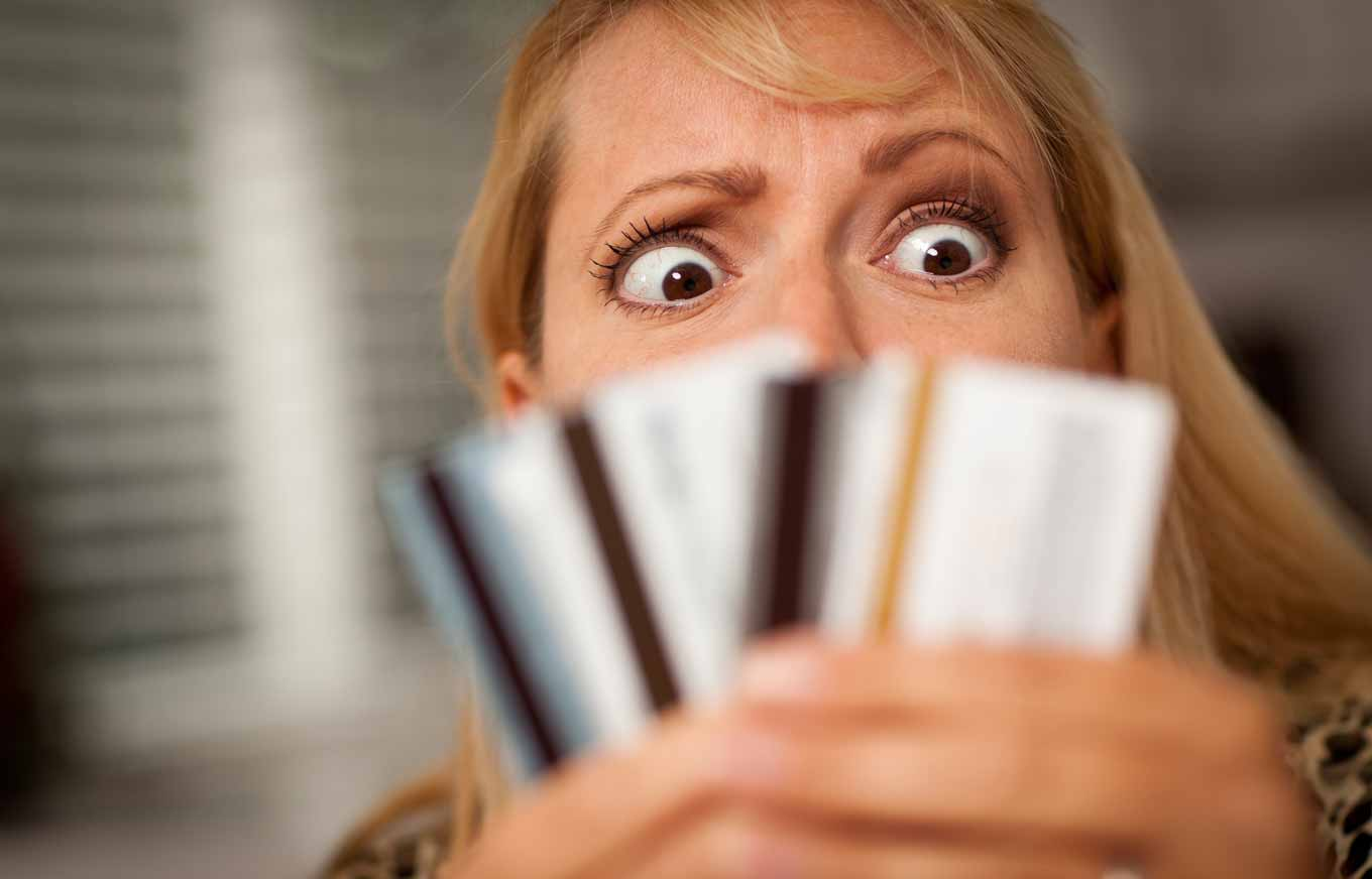 How a Big Spender Paid Off $30K in Credit Card Debt