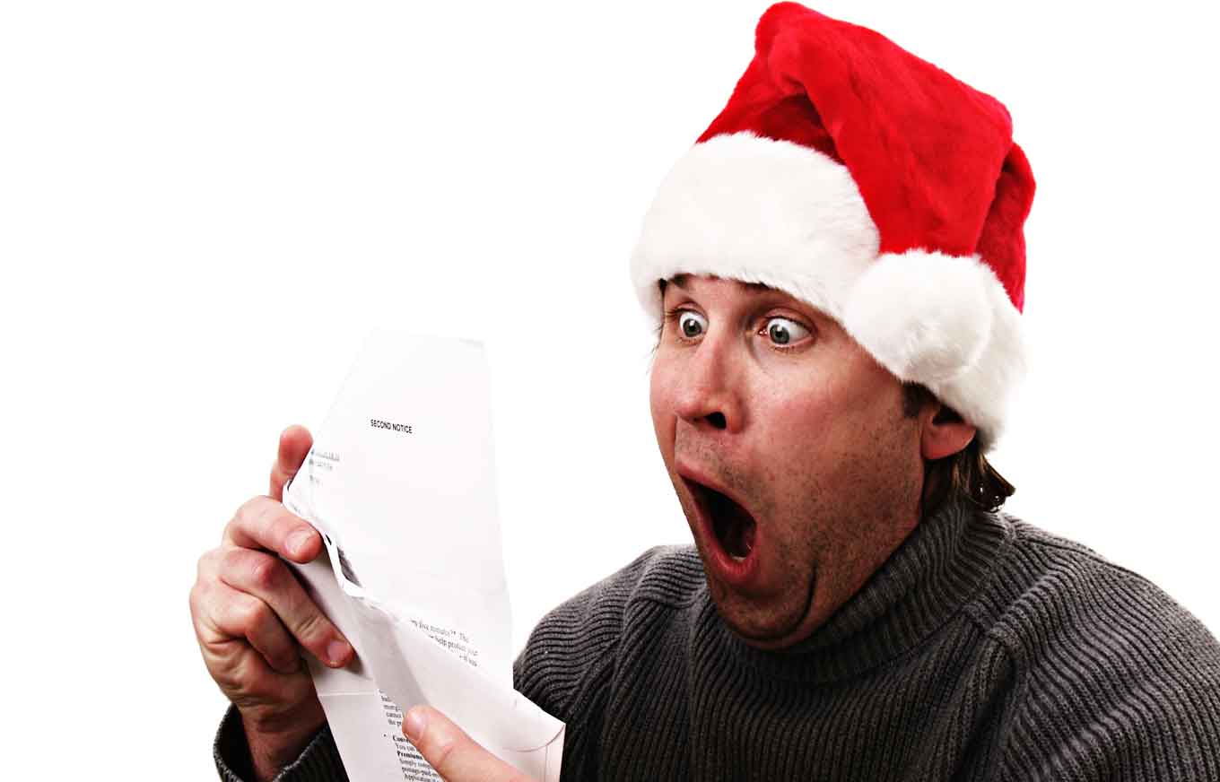 Did the Holidays Hurt Your Credit?
