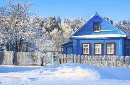 House Damaged by the Polar Vortex? Your Homeowners Policy May Help
