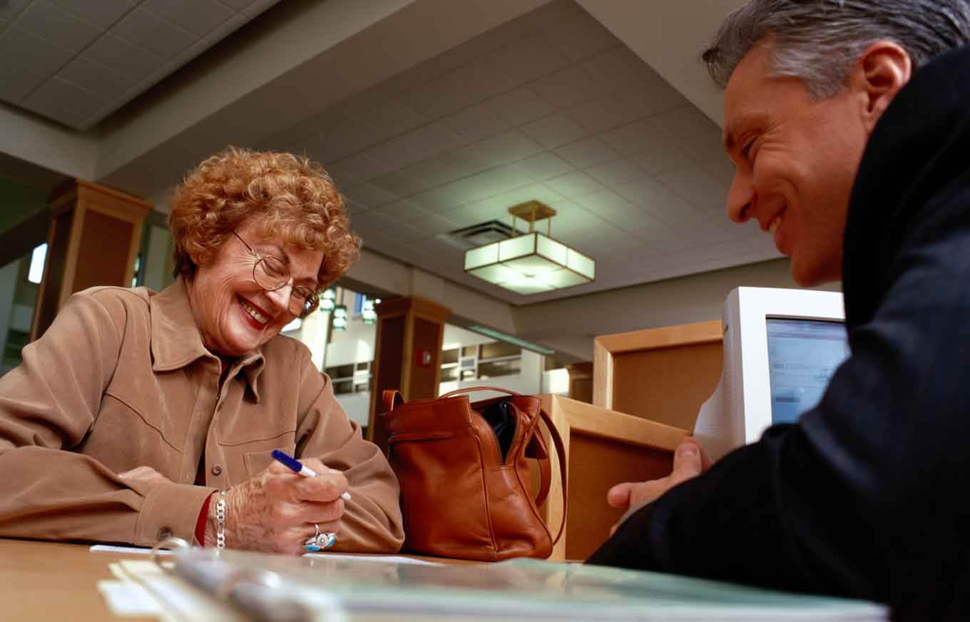 Retirees: Do You Have the Right Bank?