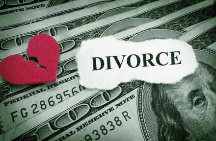 How One Woman Survived Divorce & Bankruptcy