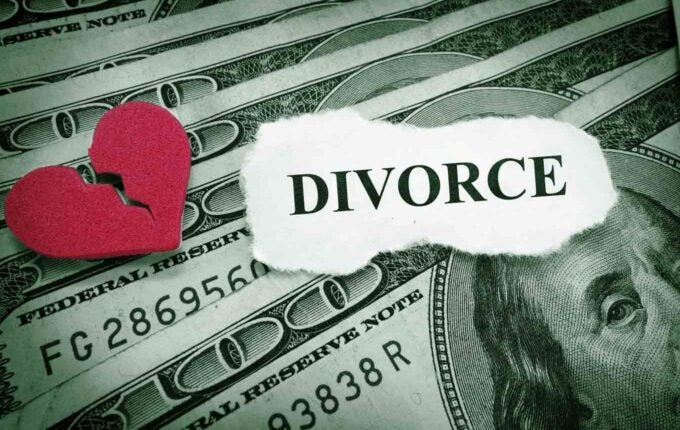How I Survived Divorce and Bankruptcy