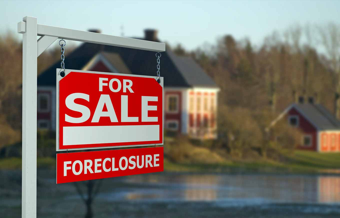 Foreclosure Declines Continue