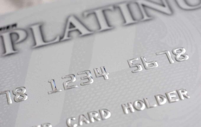 platinum credit cards
