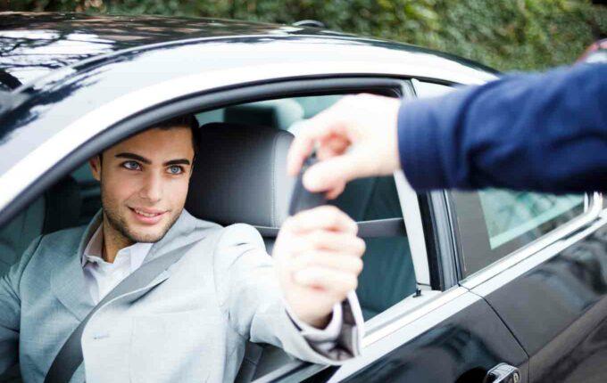 rental car