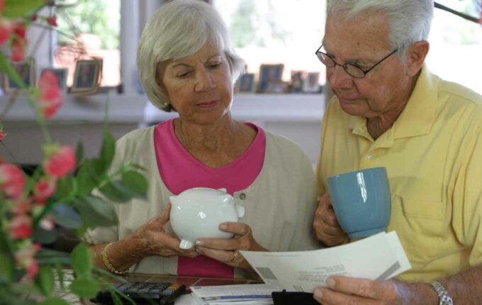Seniors Overspend on Mortgages, Credit Cards