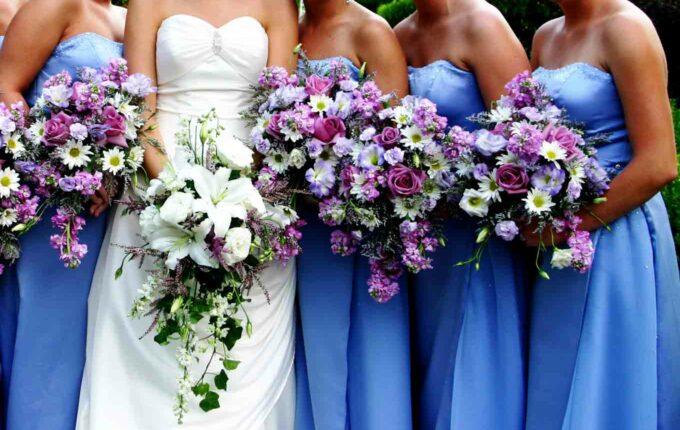 cut costs bridesmaids