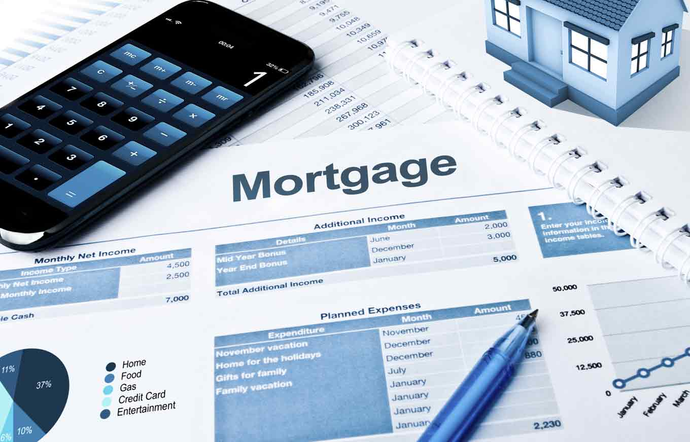 mortgage calculator information