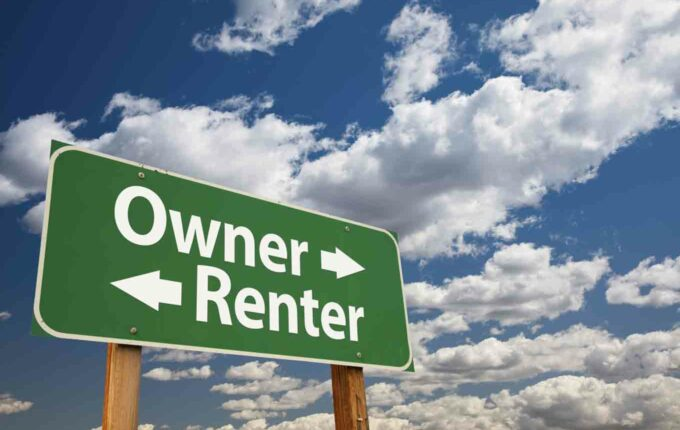 signs you should keep renting
