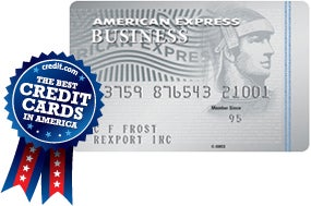 American Express SimplyCash Business Credit card
