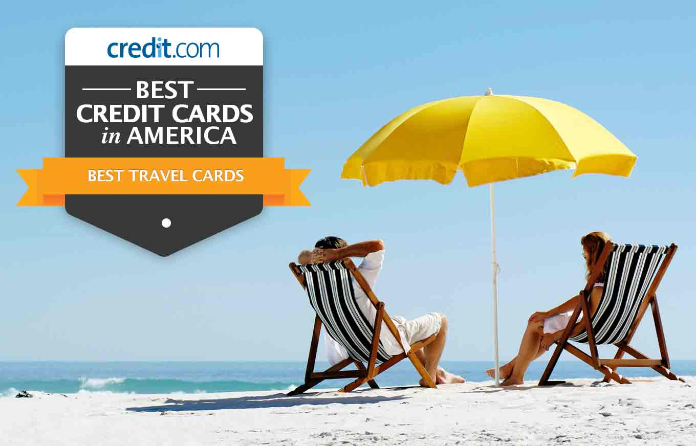 The Best Travel Rewards Credit Cards in America