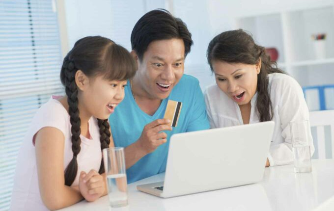 credit cards for dads