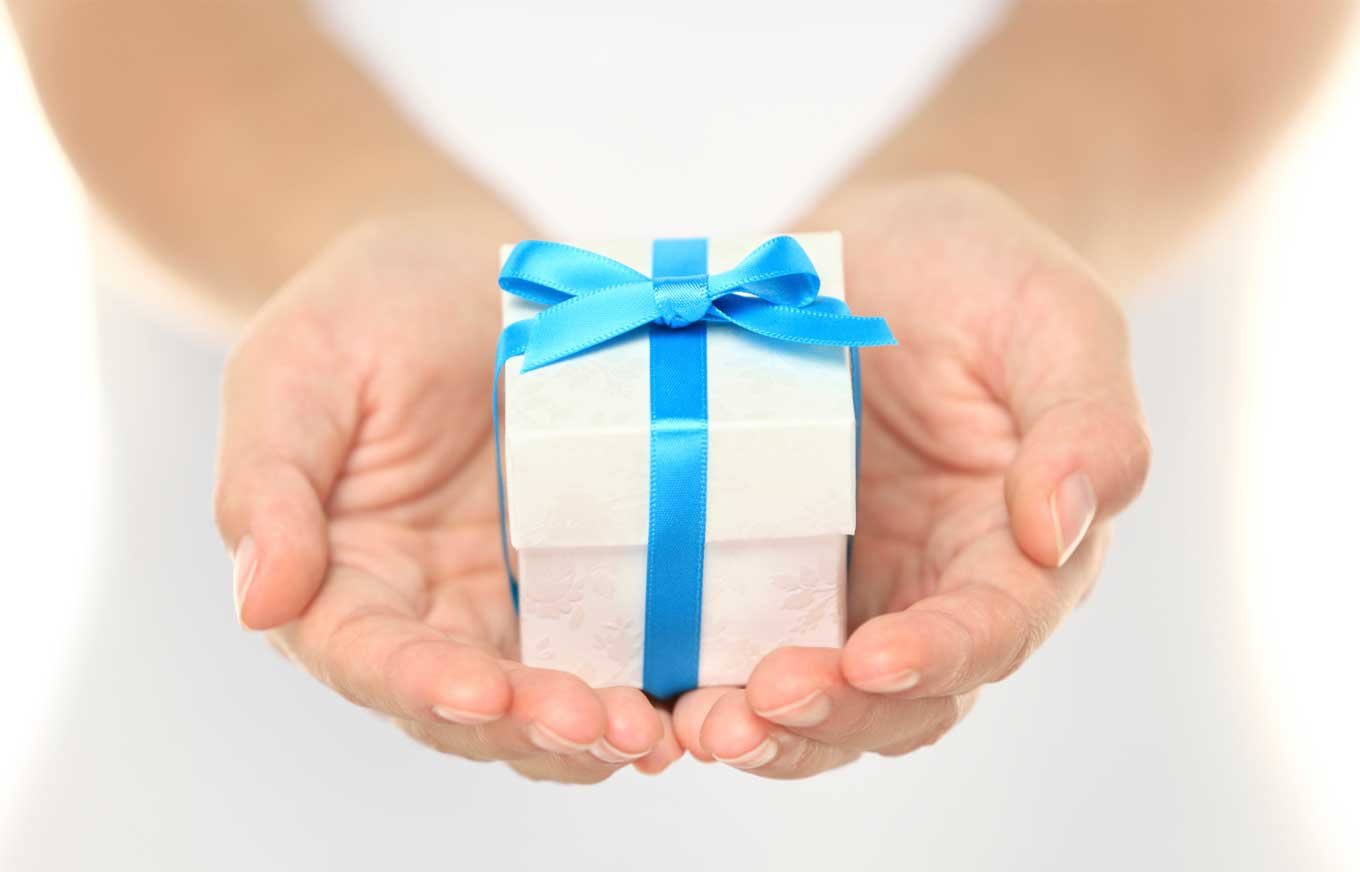 guilt free gifts