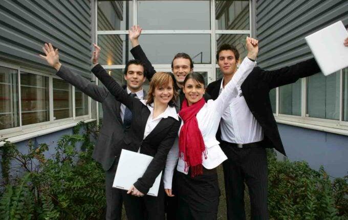 turn an internship into a job