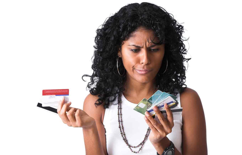 weirdest credit cards