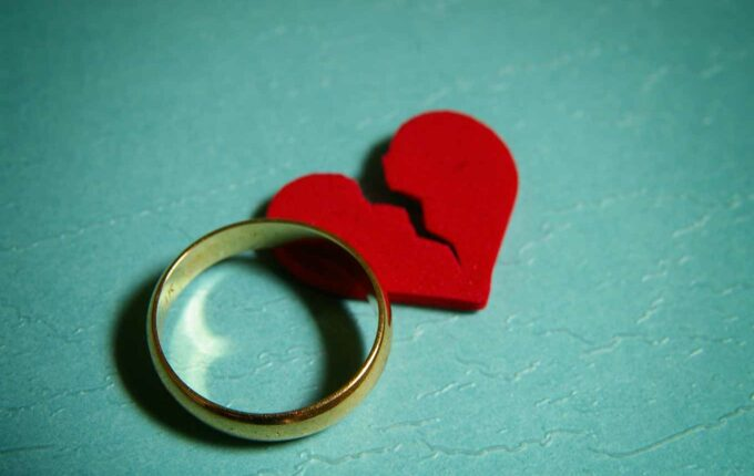 divorce states