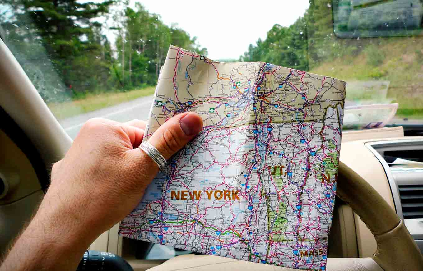 save money on a road trip