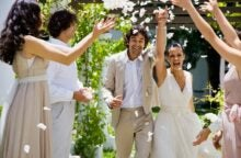 4 Weddings in 4 States in Under $2,200