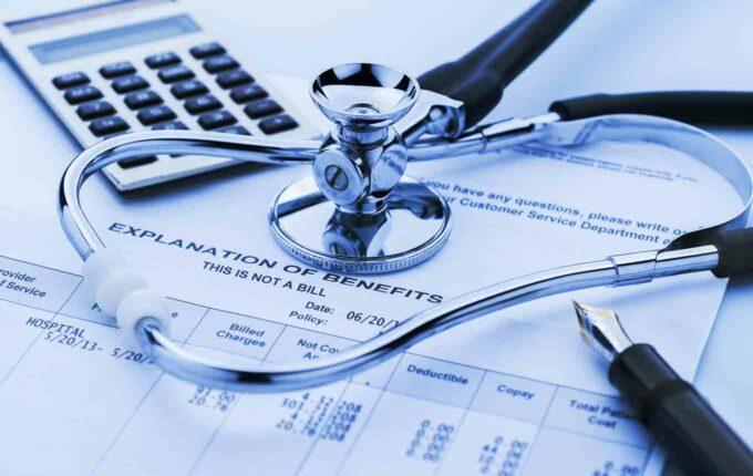 high medical bills