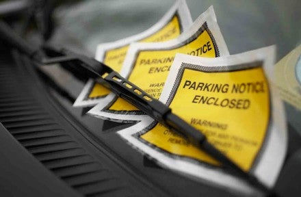 Help! I Owe $3,600 in Parking Tickets