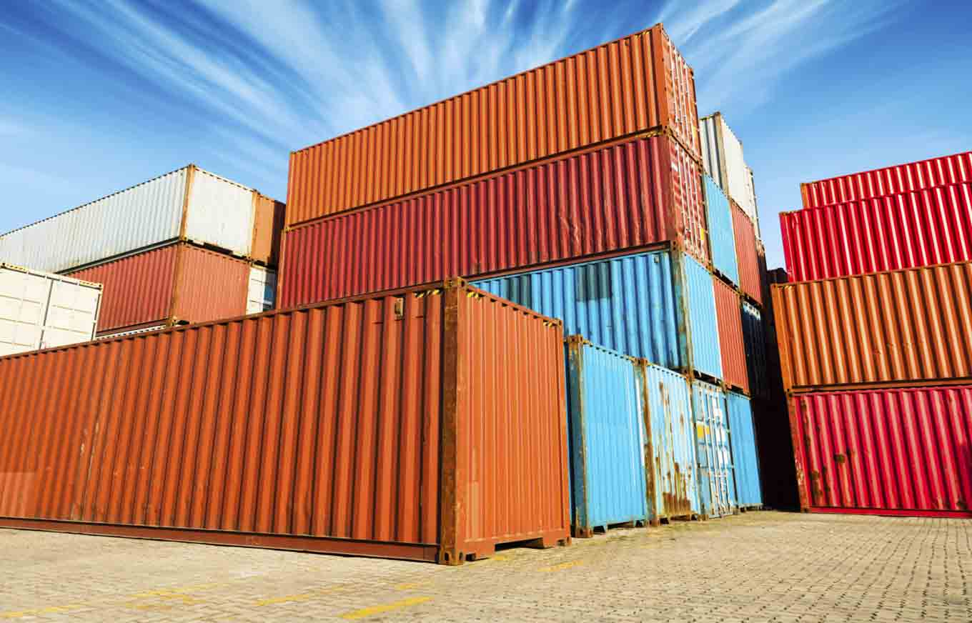 Shipping Container You Could Be Living In A Shipping Container One Day Creditcom
