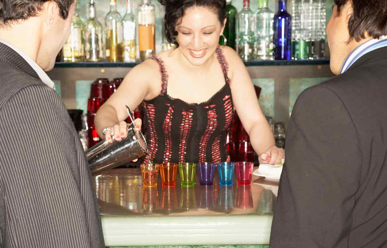 4 Reasons Not To Use Your Debit Card At A Bar
