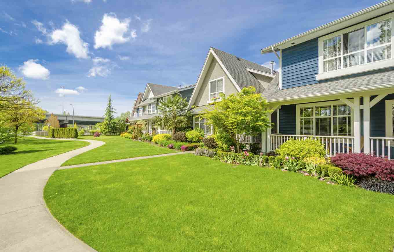 4 Reasons to Live in the Suburbs | Credit.com