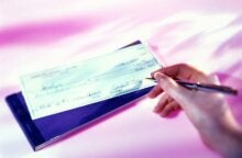 Why Post-Dating a Check Doesn't Really Work