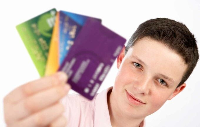 Should You Give Your Teen a Credit Card?