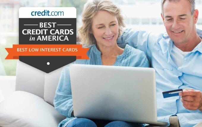 Best Low-Interest Credit Cards In America