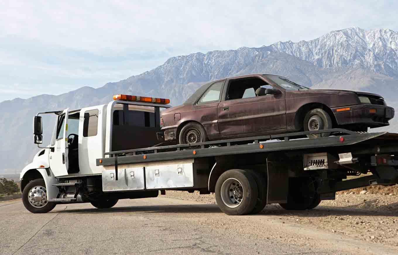 repossess car