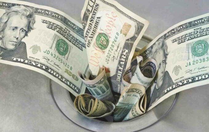 wasteful spending