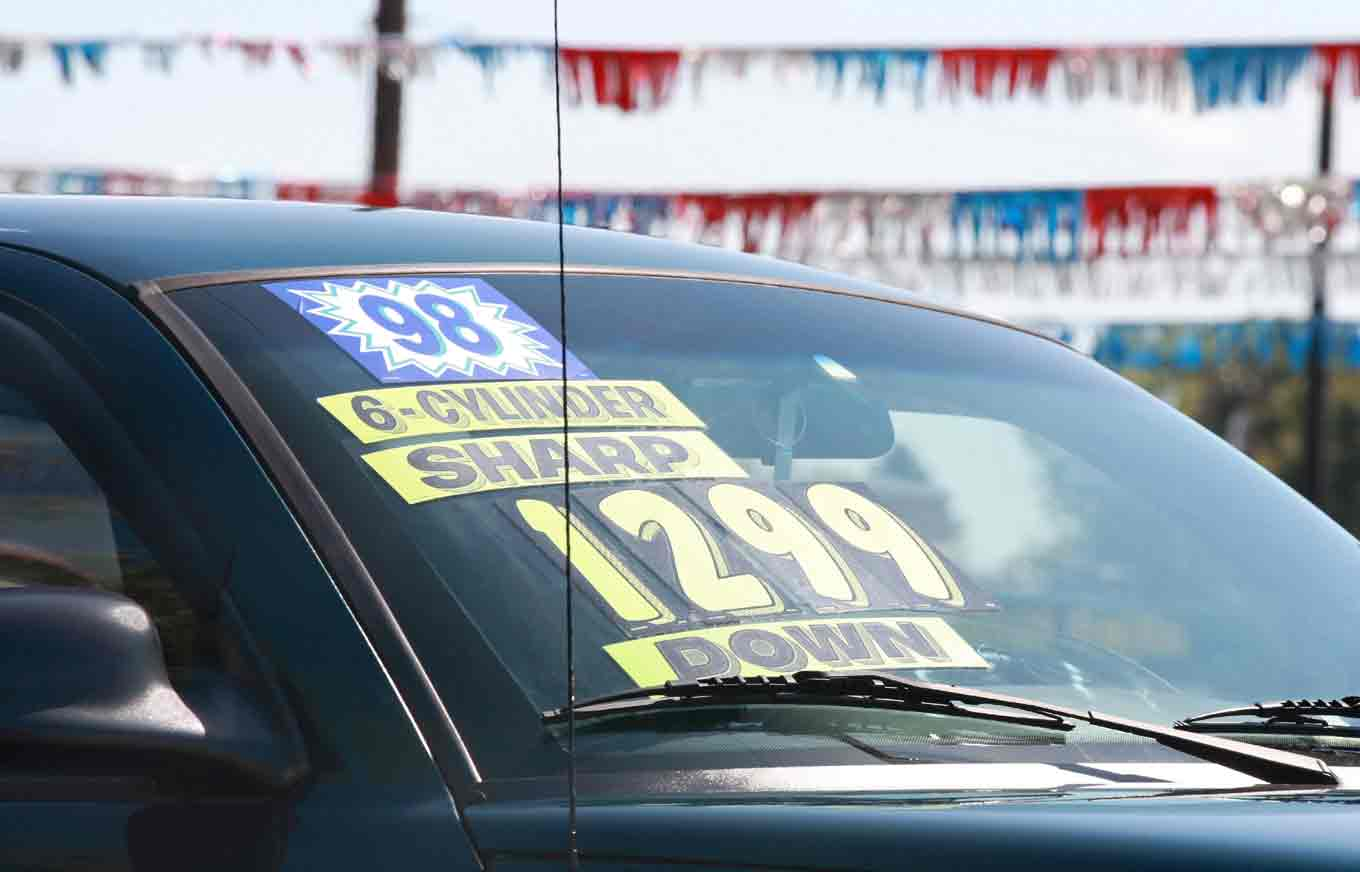 Nation's Biggest Buy-Here, Pay-Here Dealer Fined $8 Million