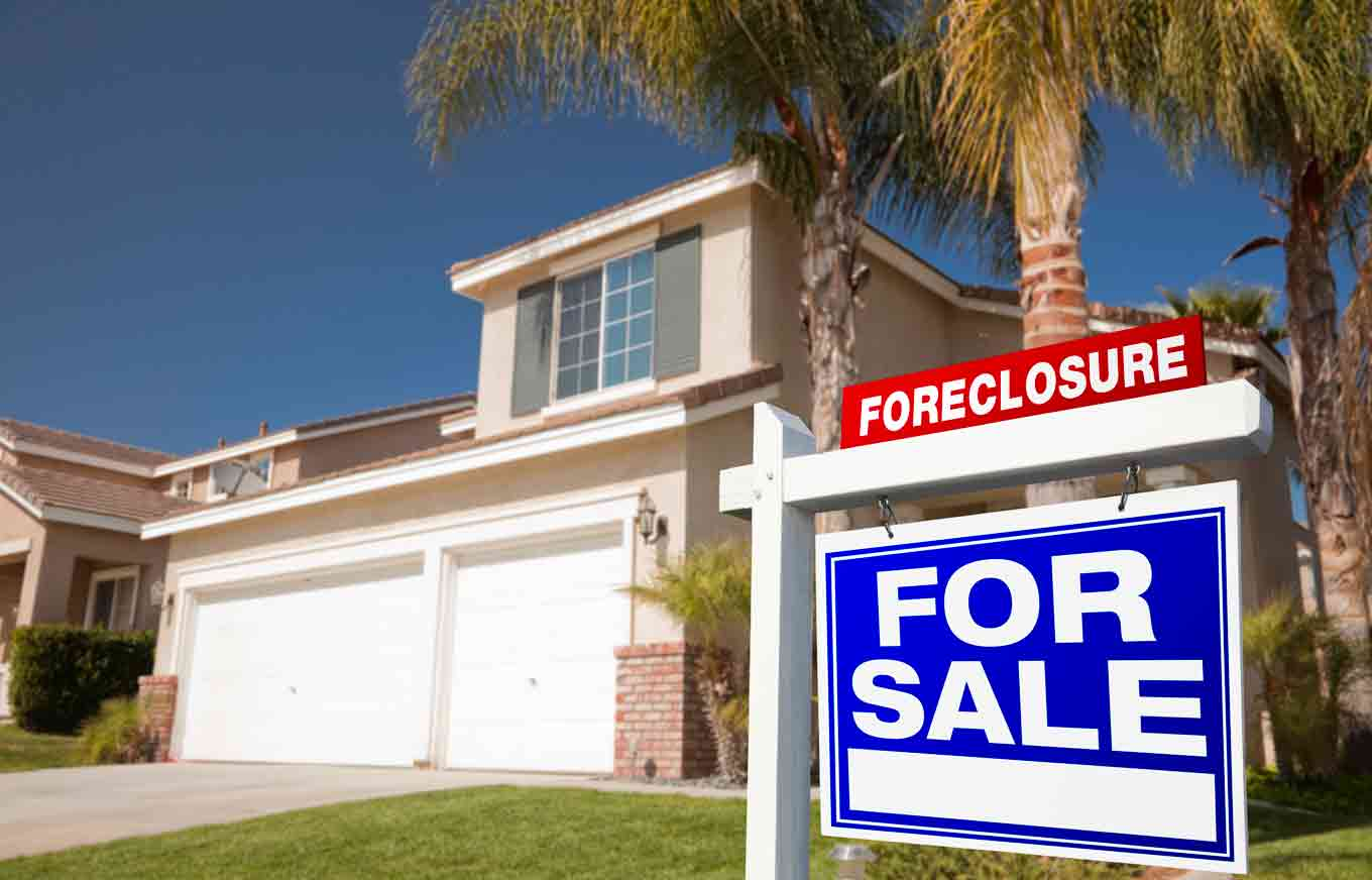 5 States Where Home Repossessions Are on the Rise