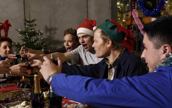 How to Stop the Holiday Food & Money Binge