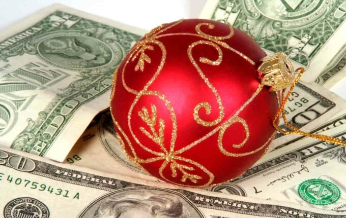 holiday debt cost