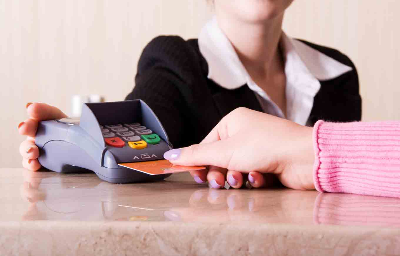 why hotels put a hold on your credit card