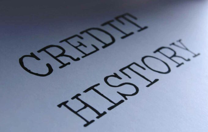 old credit report