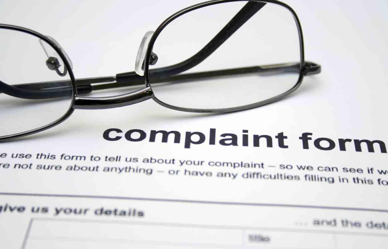 identity theft complaint