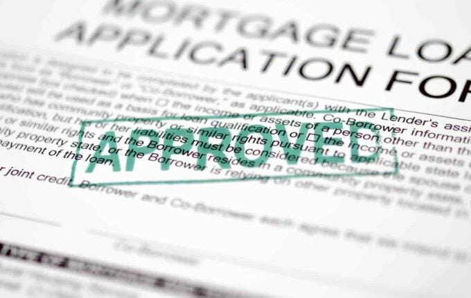 shop for a mortgage
