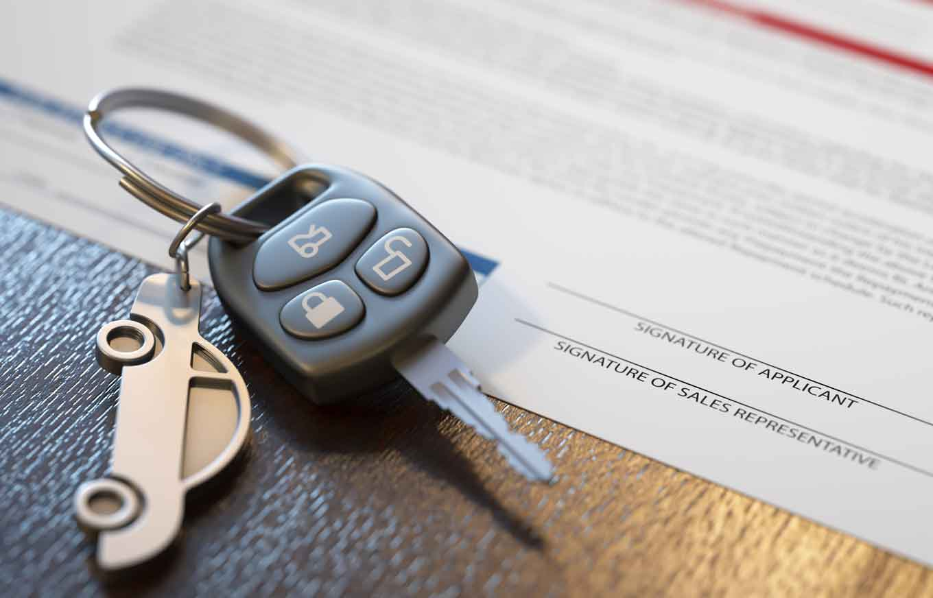 What Paperwork Do You Need When You Buy Car